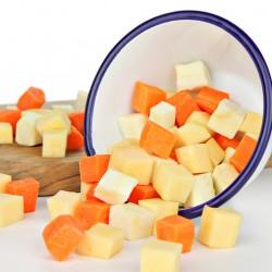 Swede, Carrot & Parsnip Mix - 500g