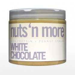 White Chocolate Peanut Butter - 454g