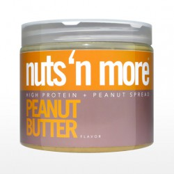 Nuts 'n More Peanut Butter - 2 x Tubs