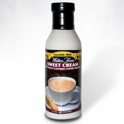 Walden Farms Coffee Creamer - Sweet Cream
