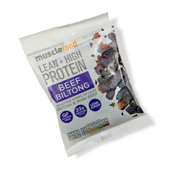British Grass Fed Lean Biltong – 50g