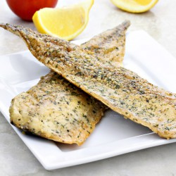 2 x Mackerel with Lemon & Parsley - 250g