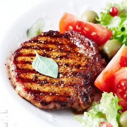 Prime Pork Loin Steaks - 4 x 100g