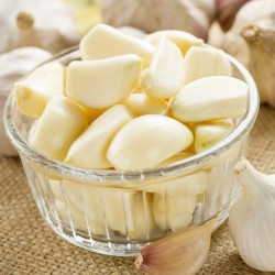 Ready Peeled Garlic Cloves - 250g