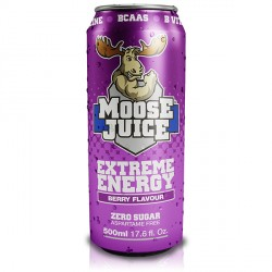 Moose Juice - BCAA Energy Drink