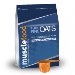 Natural Pure Fine Oats