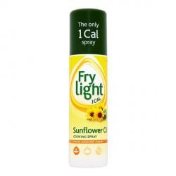 Fry-light Sunflower Oil Spray-3 x Bottles