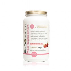 PhD Woman - Meal Replacement - Vanilla Creme