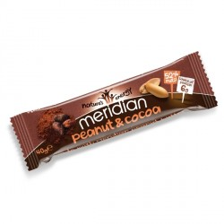 Meridian Peanut and Cocoa Bar - 40g