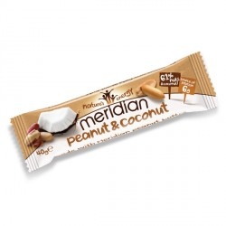 Meridian Peanut and Coconut Bar - 40g