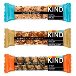 KIND High Fibre Nut Bars - 40g