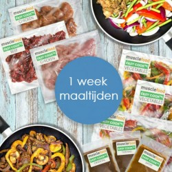 Easy Cook™ Een Week – 1 Persoon