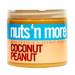 Nuts 'n More Coconut Peanut Butter - 454g