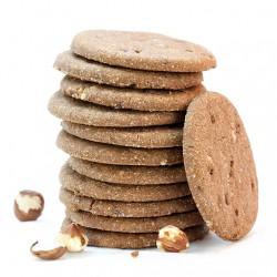High Protein Hazelnut Biscuits -  3 x 20 Pack