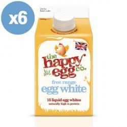 The Happy Egg Co. 6 x 500ml