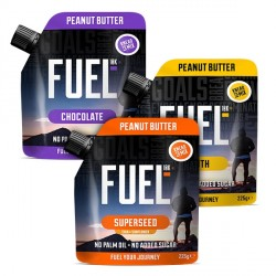 FUEL10k Peanut Butter Bundle (3)