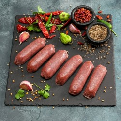 Buffalo Sausages - 360g