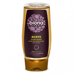Organic Agave Syrup - Light