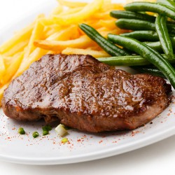 2 x 113g Matured Free Range Minute Steaks