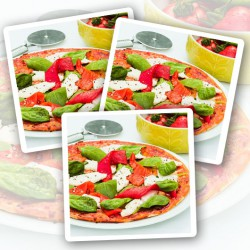 Chicken & Pepper High Protein Pizza - 3 Pack