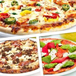 Eiwit Pizza Variëteiten Pakket (3)