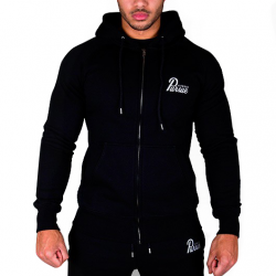 Pursue Classic Fittted Jacket - Black