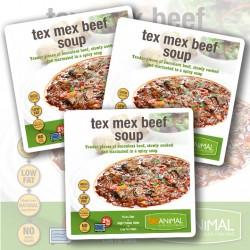Tex Mex Beef Soup - 6 Meals