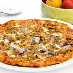 Pulled Pork Protein Pizza