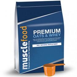 Premium Oats & Whey