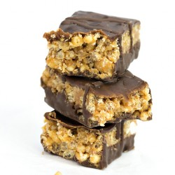 Chocolate Peanut Bar - 15g Protein