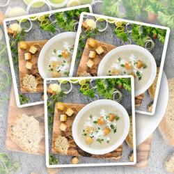 Potato & Leek Instant Soup - 7 Meals