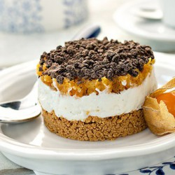 Jaffa Cheesecake x 2