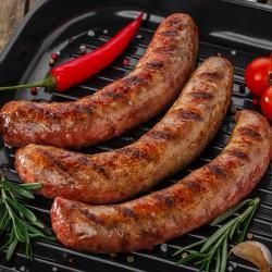 Chorizo Style Pork Sausages - 454g