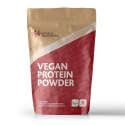 Natural Nutrients Faba Bean Protein 1kg