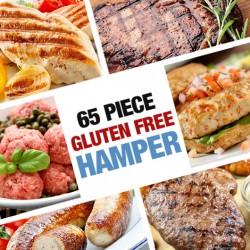65 Piece Gluten Free Hamper