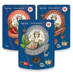 Express Quinoa Variety Pack
