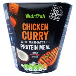 Chicken Curry - 38g Protein
