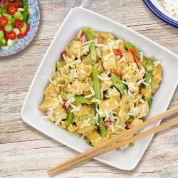 Satay Chicken & Rice Pot - 42g Protein