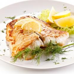 1 x  Piri Piri Fresh Cod Fillet