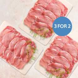 Low Fat Bacon Medallions – 3 For 2
