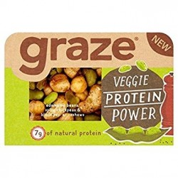 Graze Veggie Protein Power Nuts - 28g