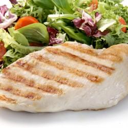 Halal Chicken Breast Fillets - 5kg