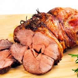 Boneless Leg of British Lamb - 1.8kg