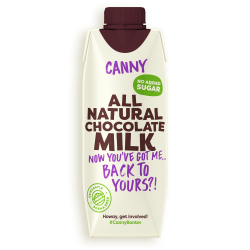 Canny Chocolate Milk - 6 x 330ml
