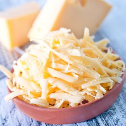 Cheddar - Virtually ZERO Fat Cheese