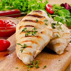 Chicken Breasts Frozen Individuals - 5kg