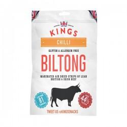 Kings Chilli Biltong - Beef 30g
