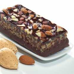 Schokoladen-Proteinriegel - 15 g Eiweiß
