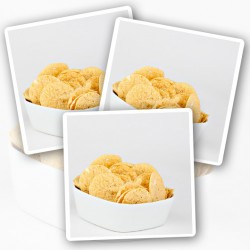 Roast Chicken Protein Crisps - 10 Pack