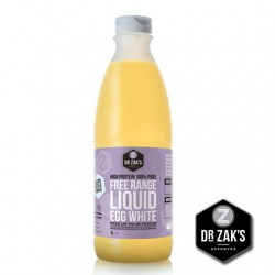 Free Range Liquid Egg Whites - 970ml - DNU